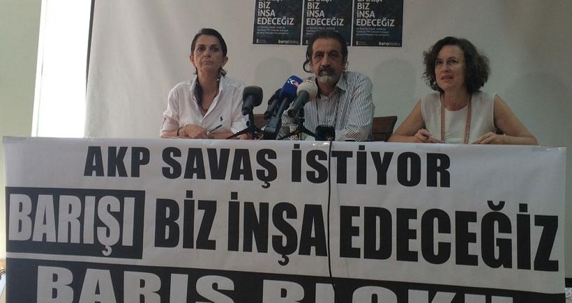 Büyük Barış Yürüyüşü yasaklandı, Aksaray'da kitlesel açıklama yapılacak
