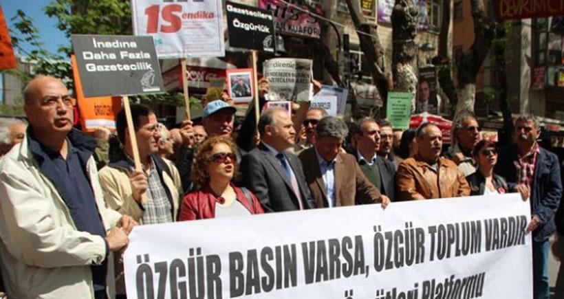Gazeteci örgütleri: İktidarın görevi gazeteleri tehdit etmek değildir
