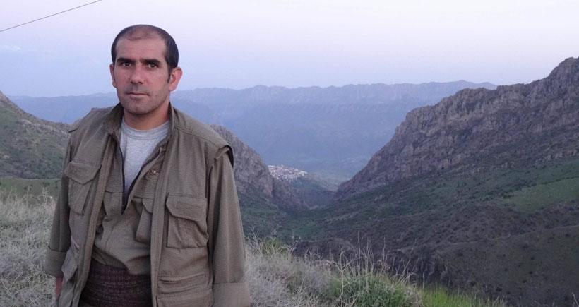 Kandil bombardımanında HPG Komuta Üyesi Şervan Varto hayatını kaybetti