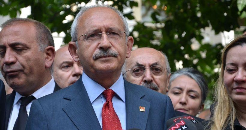 Kılıçdaroğlu: Kaçak Saray'da oturan kişi, Türkiye'nin geleceğiyle ilgili kumar oynuyor