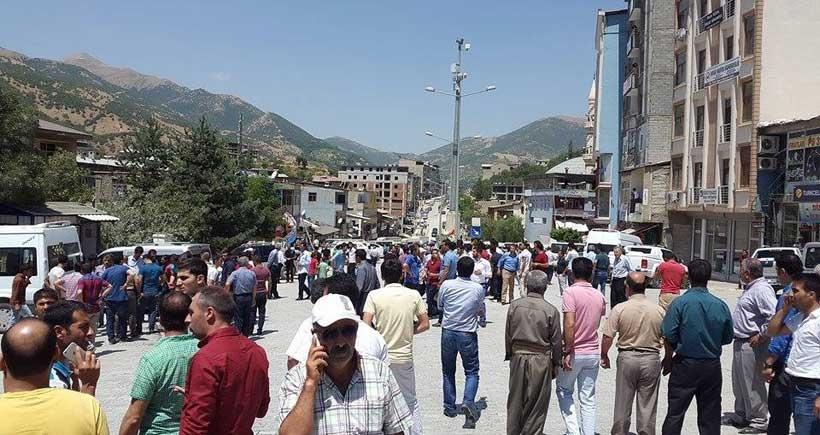 Şemdinli'de silahlı saldırı: Astsubay yaşamını yitirdi