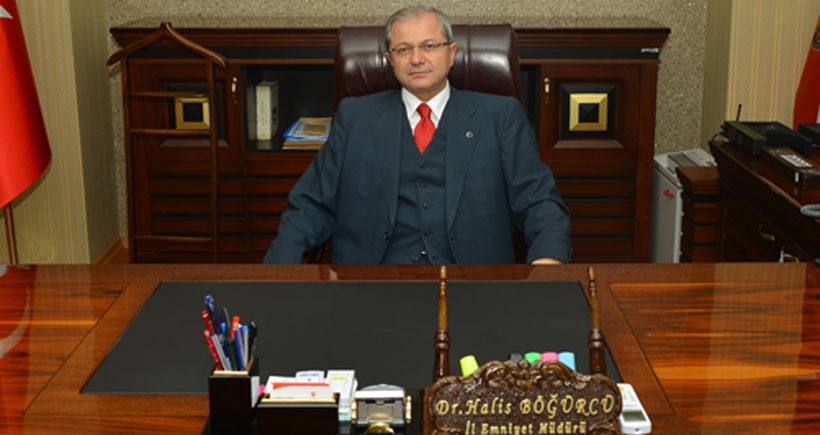 Diyarbakır Emniyet Müdürü Böğürcü: Görevimin başındayım
