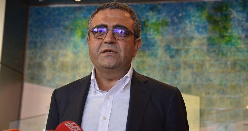 Sezgin Tanrıkulu: Akdoğan sürecin neden bitirildiğini itiraf etti