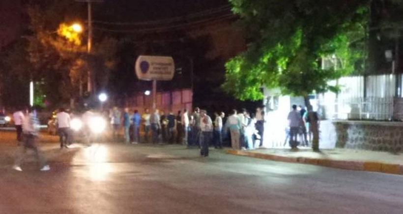 Diyarbakır Emniyet Müdürlüğü önünde patlama