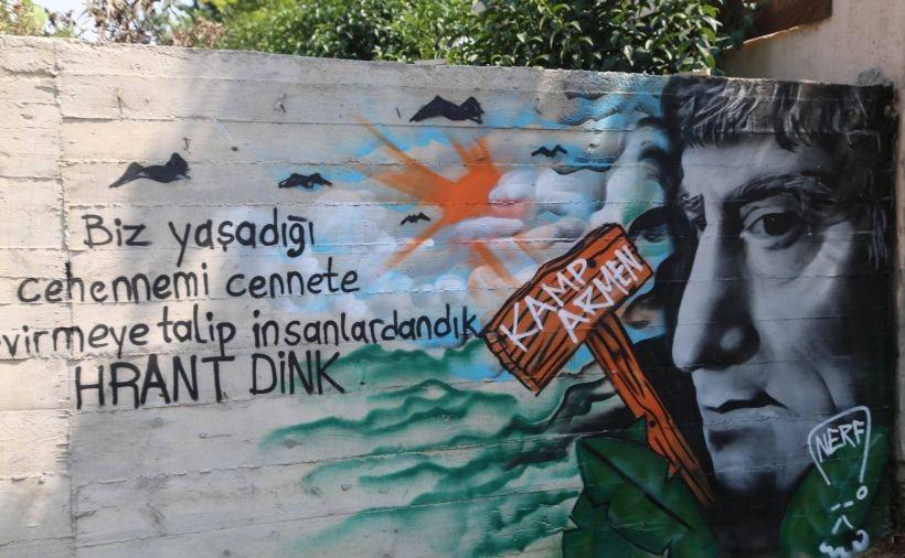 Kamp Armen direnişi 107. gününde: Yeni bir yaşam  kuruyorlar