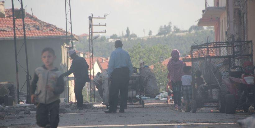 IŞİD zulmünden kaçan Türkmen Ayser: Kalan Türkmenler hep IŞİD'li