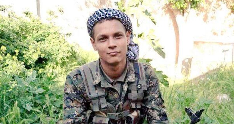 YPG'den Yeni Şafak'a 'Kevin Joachim' yalanlaması