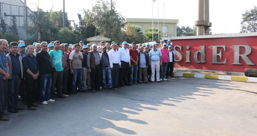 Sorunlarının görmezden gelinmesine tepki gösteren Sider işçileri: Başbakanımız ne  işlerle uğraşıyor!
