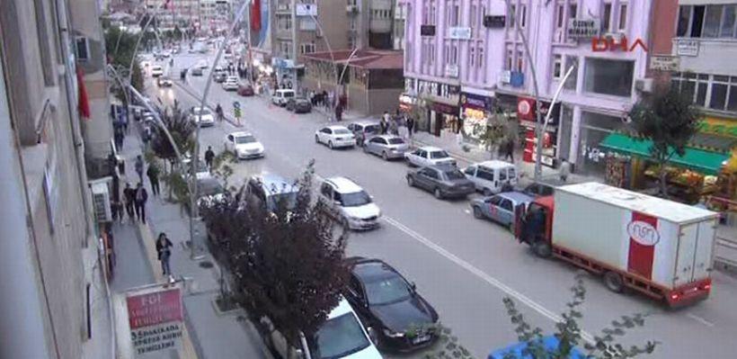 Tokat'ta 5.1 büyüklüğünde deprem