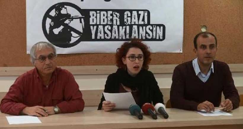 Ankara'da saldırı sonrası biber gazı atılmasına dair suç duyurusu