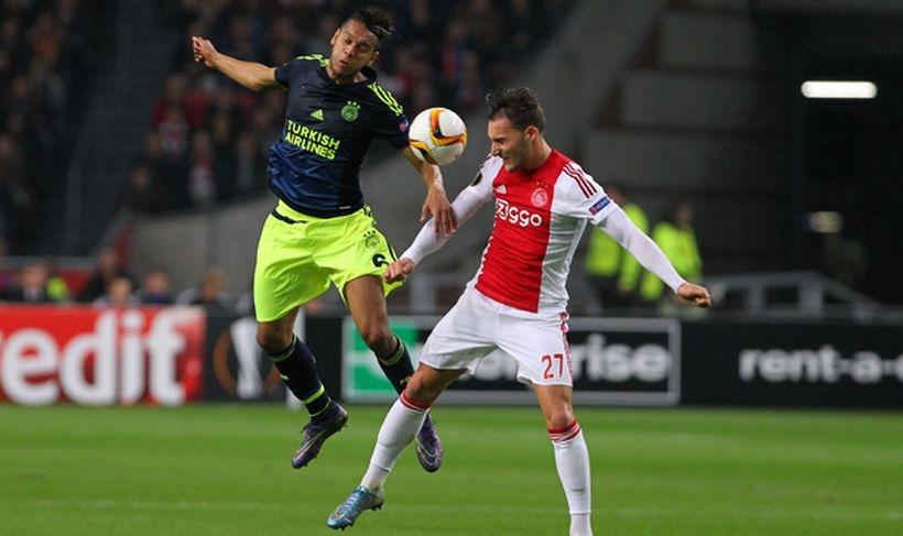 Ajax ile Fenerbahçe 0-0 berabere kaldı