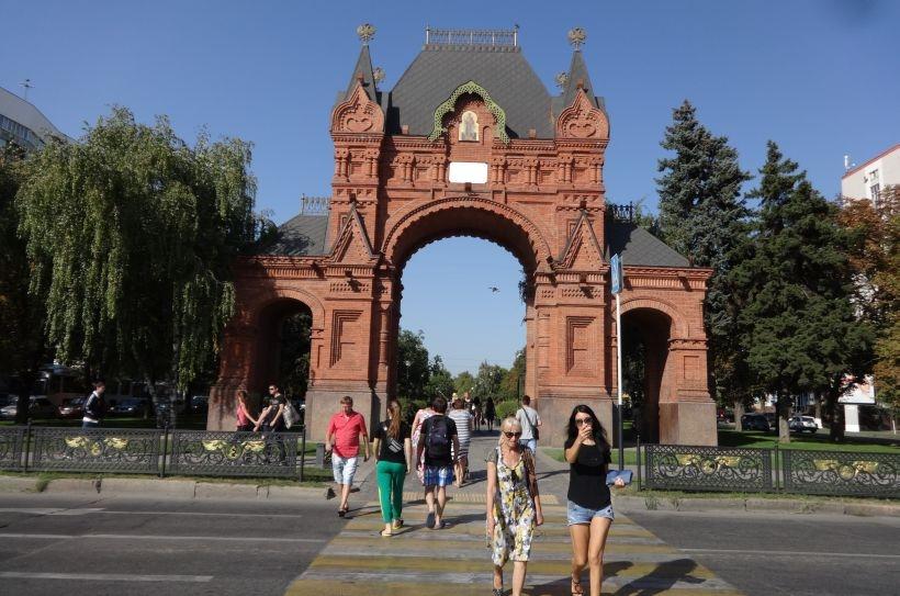 Krasnodar: Eski Çerkezya'nın kalbi bugünse Kuban Kozaklarının başkenti
