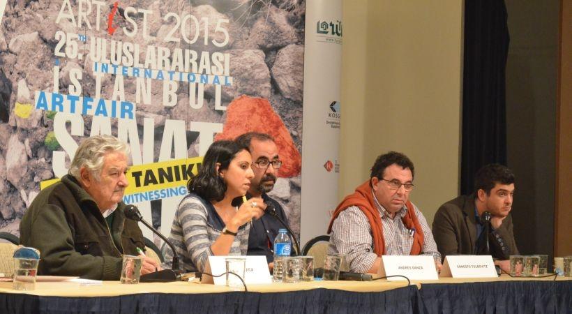 Mujica: Özgürlüğünüzü çalmalarına izin vermeyin