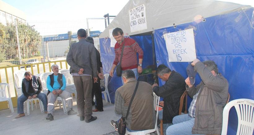 Trakya Cam işçisinden kıyıma karşı mücadele çağrısı: Geç kalmış  sayılmayız
