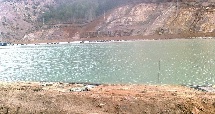 Gümüşhane'ye maden felaketi uyarısı