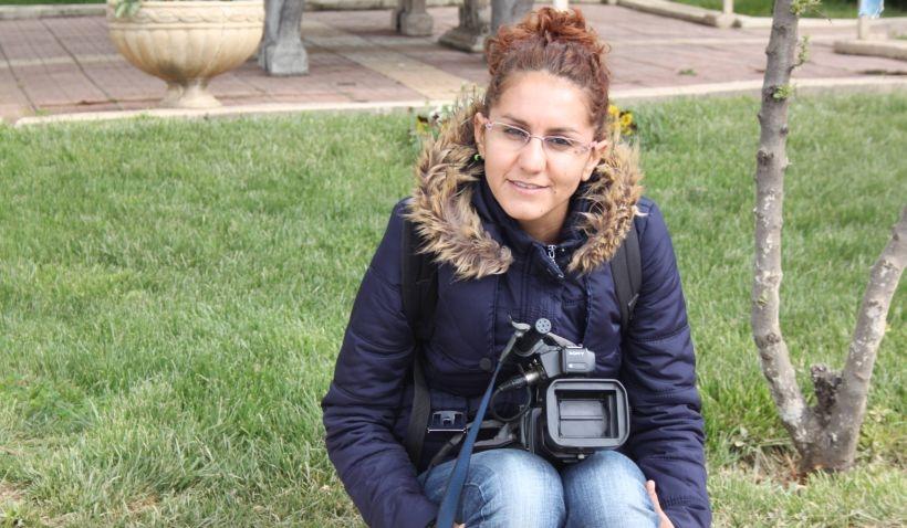 DİHA muhabiri polisin gaz fişeğiyle yaralandı