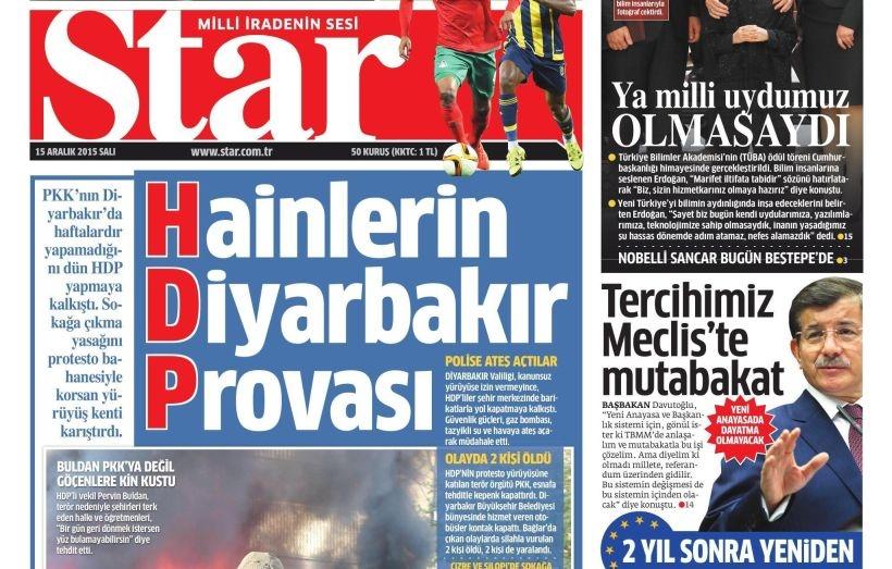 Star, Ziverbey'i, Mona Roza'yı, Yaşar Kemal'i bilir mi?