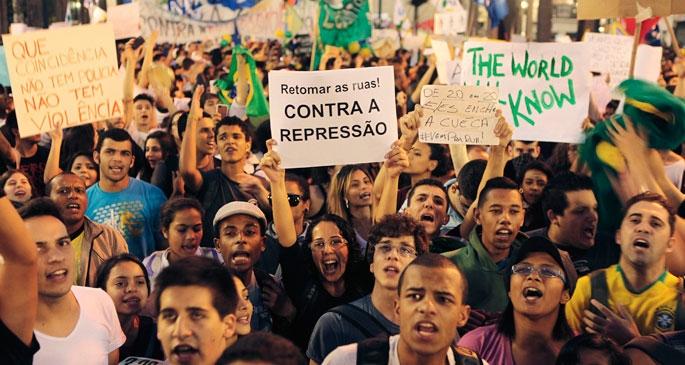 Brezilya sandık başına gidiyor