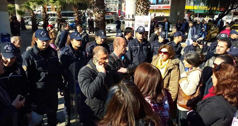 Muhabirimiz Eda Aktaş ve 12 kadın serbest bırakıldı