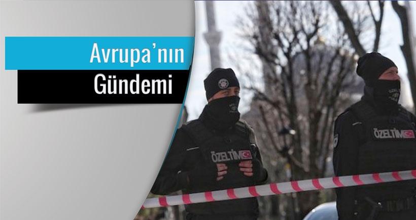 Avrupa basını: Sorumlu Erdoğan'dır