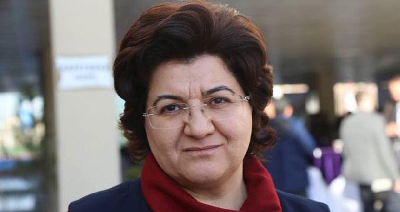 Emine Ayna siyasetten çekildiğini açıkladı