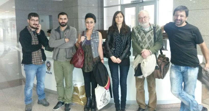 23 gazeteciden 5'ine dava açıldı