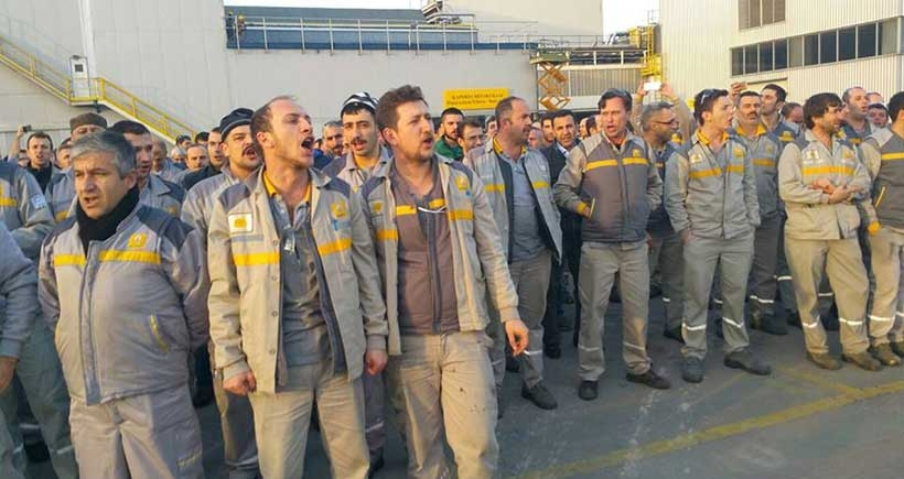 'Renault işçileri gibi hareket etmezsek iyice bataklığa gireriz'