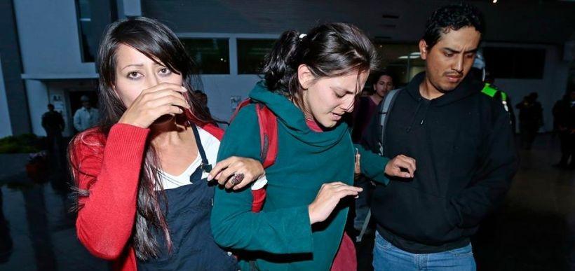 Erdoğan, Ekvador'da da terör estirdi: Korumaları, milletvekilini ve kadınları dövdü
