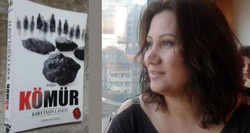 Madencinin kızı iş cinayetleri için roman yazdı: Kara Taşın Laneti