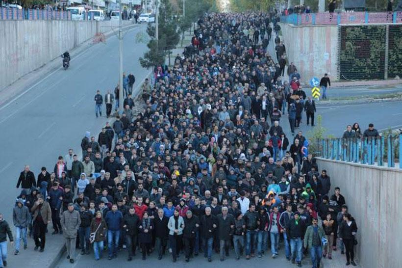 Diyarbakır'da Cizre için hayat durdurulacak