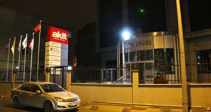 Yeni Şafak ve Akit'e saldırıyı 'Aziz Güler Özgürlük Gücü Milis Örgütü' üstlendi