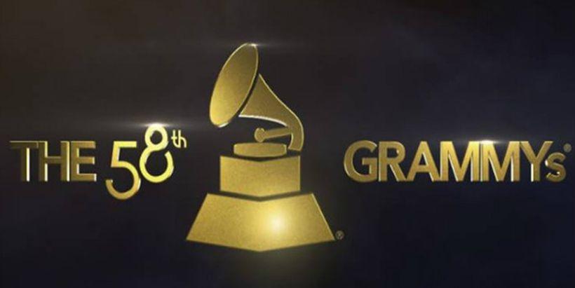58. Grammy Ödülleri sahiplerini buldu