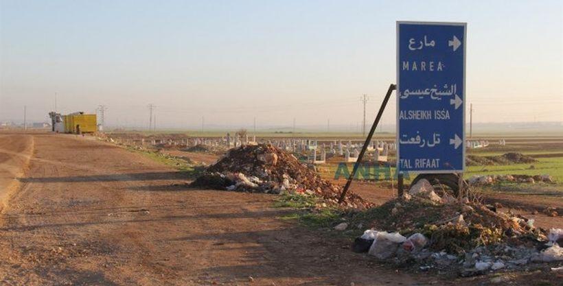'Mare, Demokratik Suriye Güçleri'nin kontrolünde' iddiası