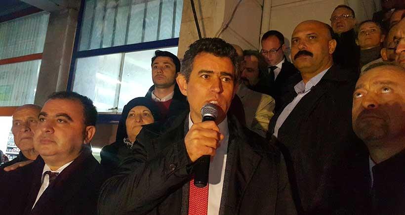 TBB Başkanı Metin Feyzioğlu, Artvin'de maden için referandum teklif etti