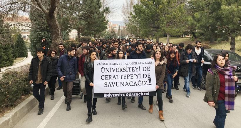 Anadolu Üniversitesi öğrencileri Artvin halkının yanında!
