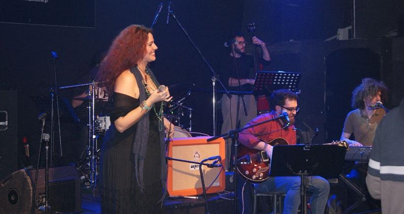 Atina'da, Ankara Katliamı yaralılarıyla dayanışma konseri yapıldı