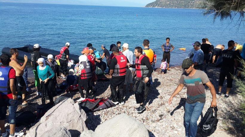 DİDF: Sığınmacılarla değil, sığınmaya neden olan koşullarla mücadele edilsin