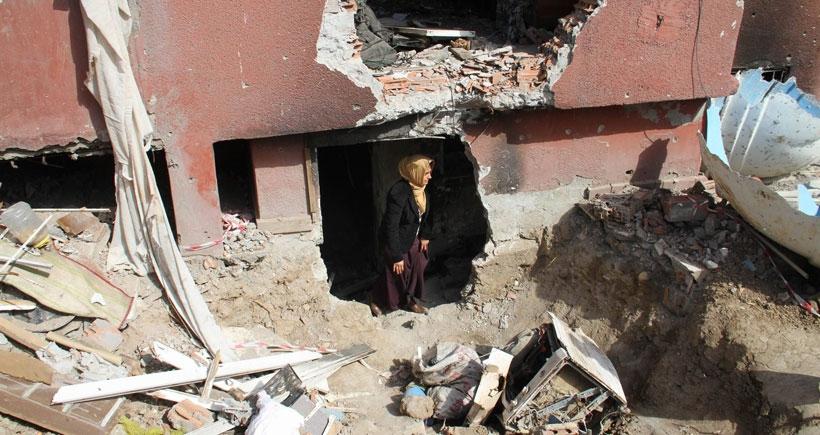 Annesi, Rohat Aktaş'ın öldüğü bodruma girdi