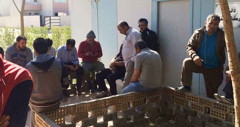 Irak'a götürülen işçilere 4 aydır ücret ödenmiyor: İnşaat işçilerine Kerbela zulmü