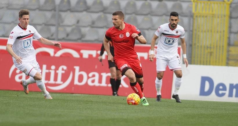 Gençlerbirliği: 1 - Galatasaray: 1