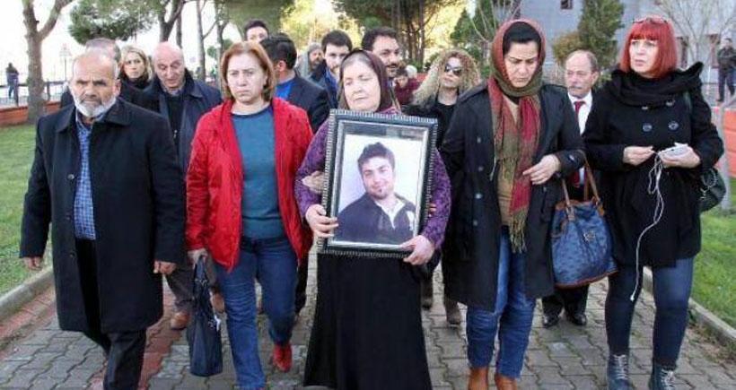 Abdocan davasında 13 yıl ceza var, tutuklama yok