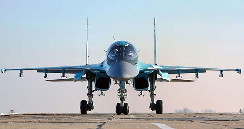 Rus jetlerinin Suriye'den dönüşü başladı