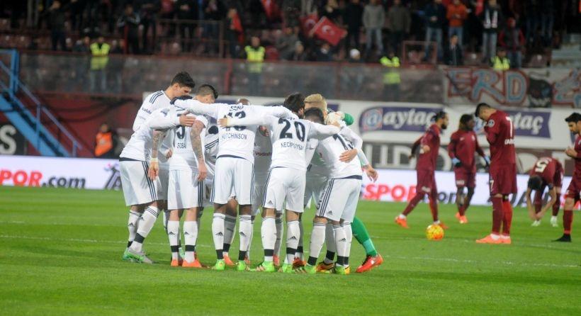 Beşiktaş, liderliğe yükseldi