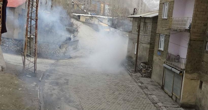 Hakkari'de Newroz kutlamalarına polis saldırısı