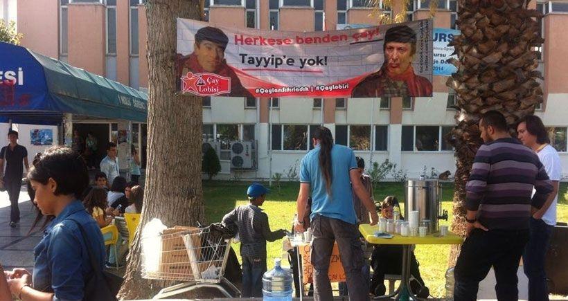 Öğrencilerin davası sonuçlandı: 'Tayyip'e çay yok' demek hakaret değil