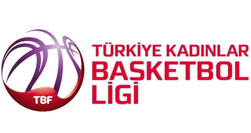 Türkiye Kadınlar Basketbol Ligi'nde Play-off'a yükselen takımlar belli oldu