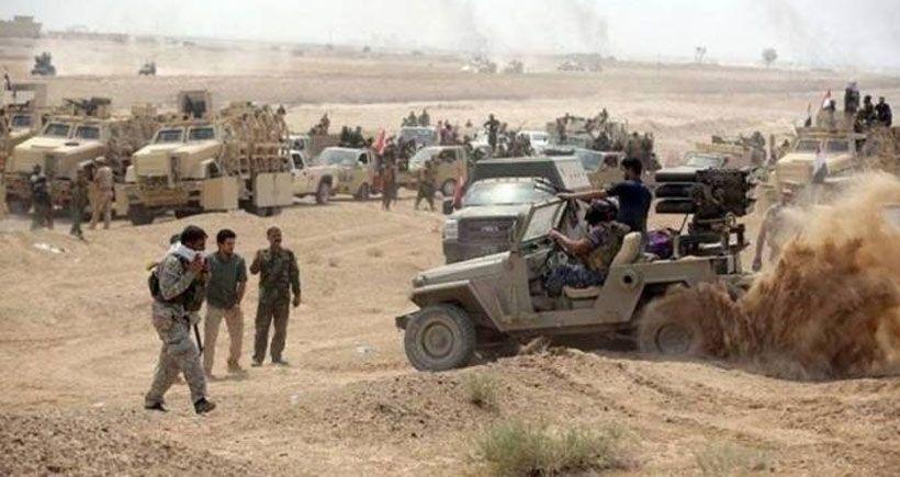Hava desteği gelmeyince Musul Operasyonu durdu