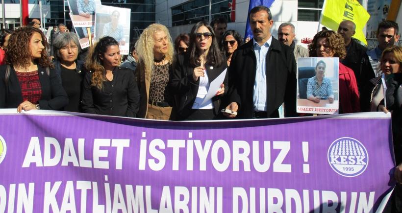 Sevgi Pektaş'ı öldüren eski eş 'müebbet hapse' mahkum edildi