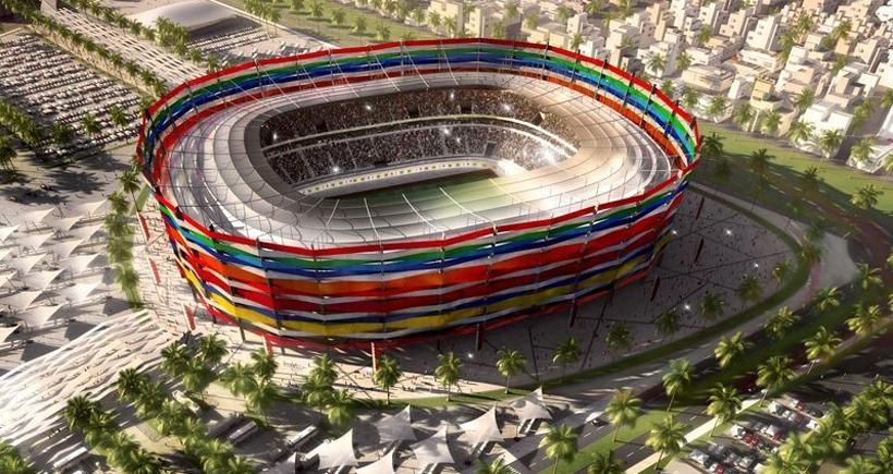 Uluslararası Af Örgütü: Katar'da Stadyum yapımındaki çalışma şartları  insan haklarına aykırı