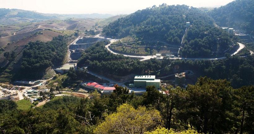 HDP, Efemçukuru altın madeni için Meclis araştırması istedi
